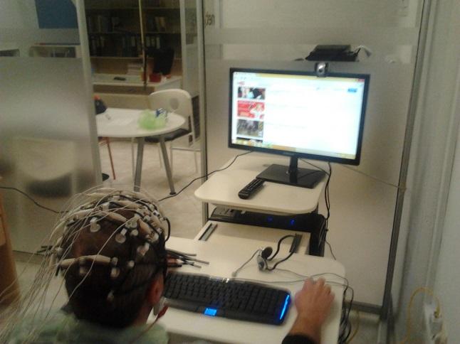 Ηλεκτροεγκεφαλογράφος και Νευρομάρκετινγκ.