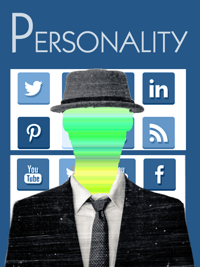 Σχεδιασμός ebanner , ads, και social media posts με βάση την  προσωπικότητα των υποψήφιων καταναλωτών