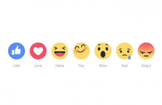Facebook reactions: Τα κενά που καλύπτουν